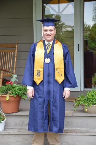 2014 graduation, 2014 national merit schola
